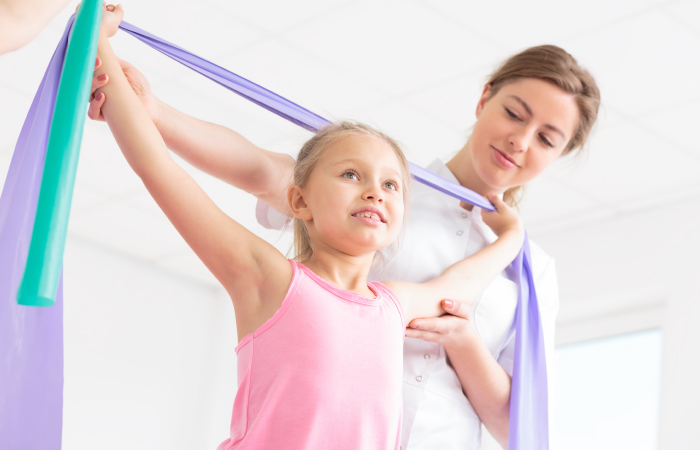 St Elizabeth's Services Physical Therapy Pediatric Therapy