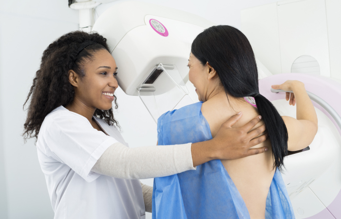 Services St Anthony Mammography Imaging