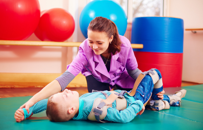 St. John's Children's Pediatric Physical Therapy
