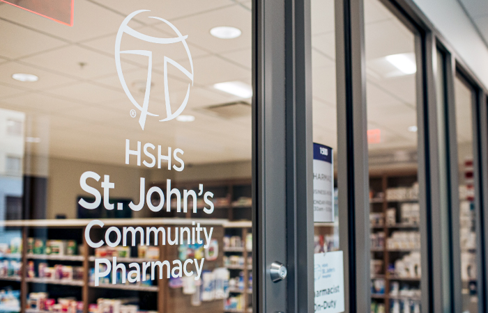 St John's Services Pharmacy Main