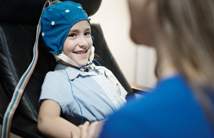 St John's Services Pediatric EEG