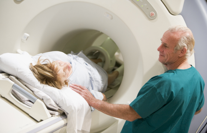St John's Services Stroke Care Radiology